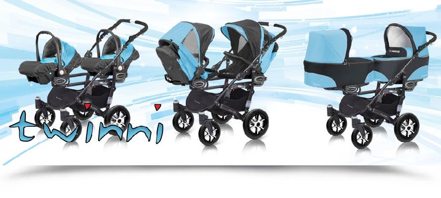 Carrinhos de bebé novos, de qualidade e a baixo preço.